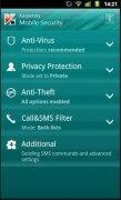 Kaspersky Mobile Security imagen 2 Thumbnail
