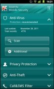 Kaspersky Mobile Security imagen 3 Thumbnail