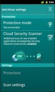 Kaspersky Mobile Security imagen 7 Thumbnail