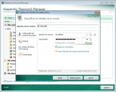 Kaspersky Password Manager imagen 1 Thumbnail