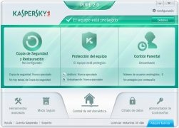 Kaspersky PURE immagine 1 Thumbnail