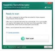 Kaspersky RannohDecryptor imagen 1 Thumbnail