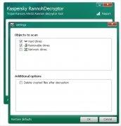 Kaspersky RannohDecryptor imagen 2 Thumbnail