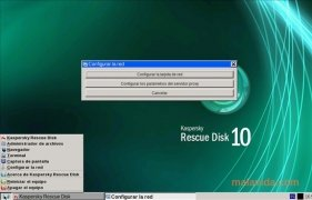 Kaspersky Rescue Disk immagine 4 Thumbnail