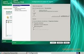 Kaspersky Rescue Disk immagine 5 Thumbnail