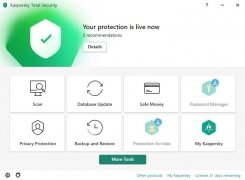Kaspersky Total Security imagem 1 Thumbnail