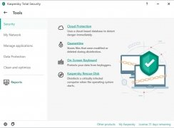 Kaspersky Total Security imagem 2 Thumbnail