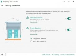 Kaspersky Total Security imagem 5 Thumbnail