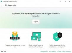 Kaspersky Total Security imagen 6 Thumbnail