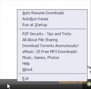Kazaa Acceleration Patch image 2 Thumbnail