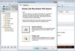 Kazaa Lite Revolution image 3 Thumbnail