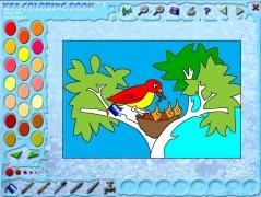 Kea Coloring Book bild 1 Thumbnail