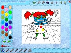 Kea Coloring Book immagine 2 Thumbnail