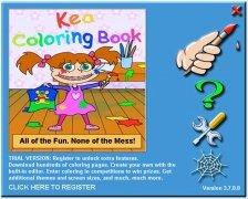 Kea Coloring Book bild 4 Thumbnail