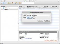 KeePassX image 2 Thumbnail
