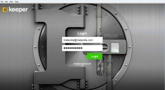Keeper Password Manager imagem 1 Thumbnail