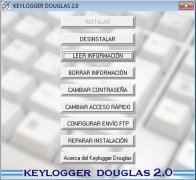 Keylogger Douglas  2.0 Español imagen 1
