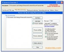 Keywords Generator image 3 Thumbnail