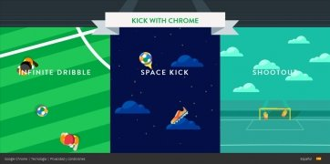 Kick with Chrome imagen 2 Thumbnail