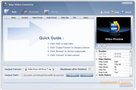 Kigo Video Converter immagine 1 Thumbnail