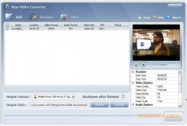 Kigo Video Converter image 3 Thumbnail