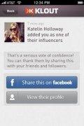 Klout image 4 Thumbnail