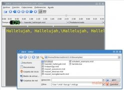 KMid imagen 3 Thumbnail