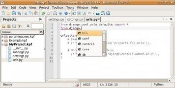 Komodo Edit image 3 Thumbnail