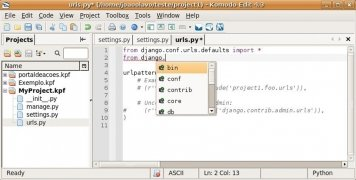 Komodo Edit imagen 3 Thumbnail
