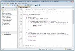 Komodo Edit imagen 1 Thumbnail