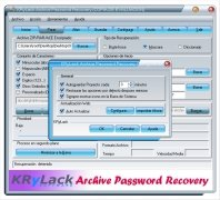 KRyLack Archive Password Recovery bild 2 Thumbnail
