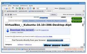 KTorrent imagen 1 Thumbnail
