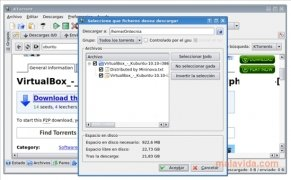 KTorrent imagen 2 Thumbnail
