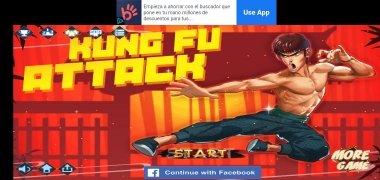 Kung Fu Attack imagen 2 Thumbnail