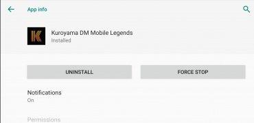 Kuroyama DM Mobile Legends imagem 8 Thumbnail