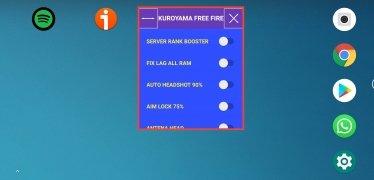 Kuroyama Free Fire imagem 1 Thumbnail