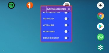 Kuroyama Free Fire imagem 2 Thumbnail