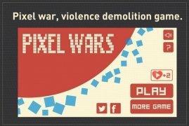 La guerra de píxeles imagen 1 Thumbnail