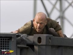 Live Free Or Die Hard ScreenSaver immagine 5 Thumbnail