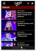 La Voz Telecinco imagen 4 Thumbnail