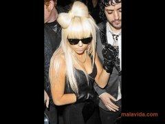 Lady Gaga Screensaver immagine 2 Thumbnail
