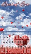 Land of Love Animated Keyboard imagem 1 Thumbnail