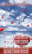 Land of Love Animated Keyboard imagem 4 Thumbnail