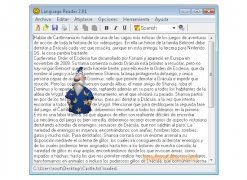 Language Reader immagine 1 Thumbnail