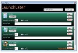 LaunchLater imagen 1 Thumbnail