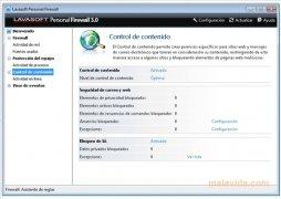 Lavasoft Personal Firewall image 2 Thumbnail