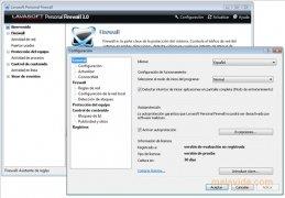 Lavasoft Personal Firewall imagen 4 Thumbnail