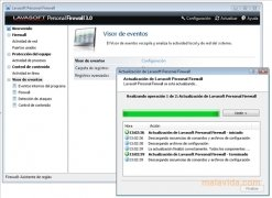 Lavasoft Personal Firewall image 5 Thumbnail