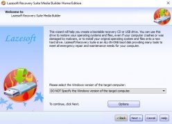 Lazesoft Recovery Suite Home image 2 Thumbnail