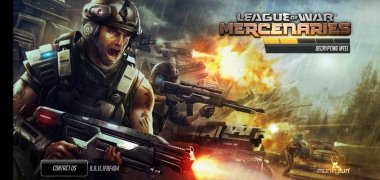 League of War: Mercenaries imagen 2 Thumbnail